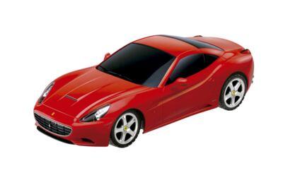Imagem 1 do produto Carrinho Controle Remoto XQ - Ferrari California - 1:18 - BR446