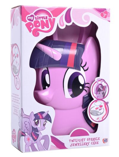 Imagem 3 do produto My Little Pony Maleta Twilight Sparkle Joalheria - BR378