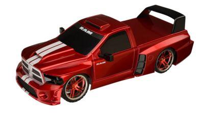 Imagem 1 do produto Carrinho Controle Remoto XQ - Dodge Ram - 1:18 - BR453