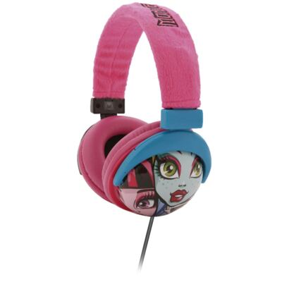 Imagem 1 do produto Fone de Ouvido Multilaser Headphone Monster High P2 - PH107