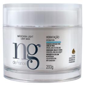 NG de France Light - Máscara de Hidratação - 200g