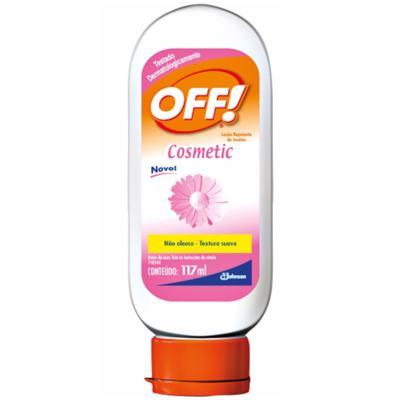 Repelente Off Cosmetic 117ml - 117ml