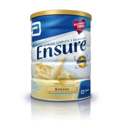 Imagem 1 do produto Complemento Alimentar Ensure Banana 900g