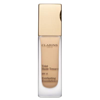 Imagem 1 do produto Everlasting Foundation+ Spf 15 Clarins - Base Líquida - 110 - Honey