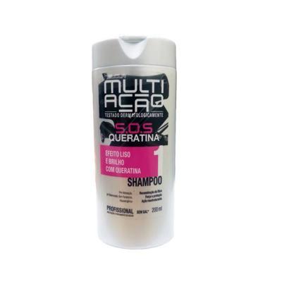 Shampoo Multi Ação Sos Quaratina 200ml