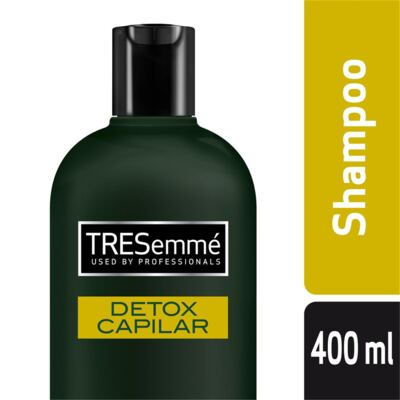 Imagem 1 do produto Shampoo Tresemme Detox 400ml