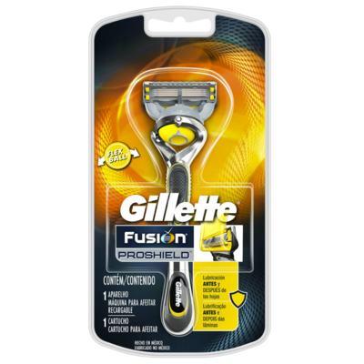 Imagem 1 do produto Aparelho de Barbear Fusion5 Proshield Gillette - 1 Un