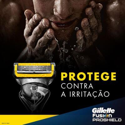 Imagem 6 do produto Aparelho de Barbear Gillette Fusion Proshield Flexball