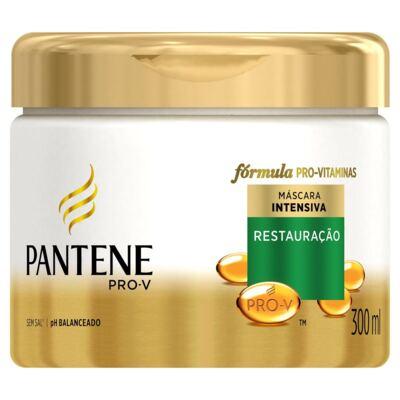 Imagem 1 do produto Máscara Fortalecedora Restauração Intensiva Pantene - 300ml