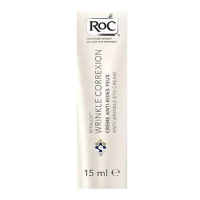 Imagem 2 do produto Retin-Ox Wrinkle Correxion Eyes Roc - Cuidado Anti-Rugas para o Contorno dos Olhos - 15ml