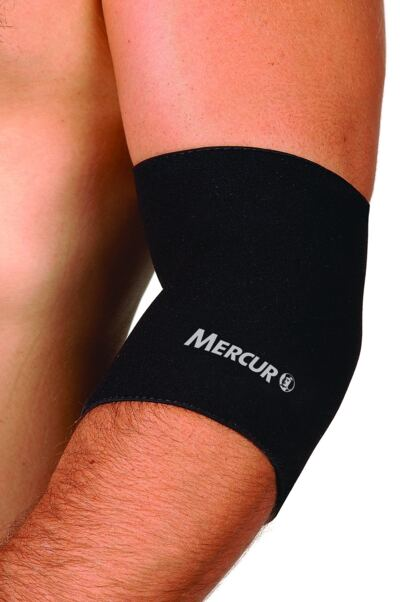 Cotoveleira Elastica Bc0660 Mercur - PRETA G
