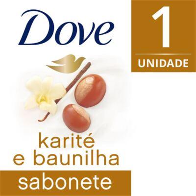 Imagem 1 do produto Sabonete Dove Creamy Comfort Karité e Baunilha 90g
