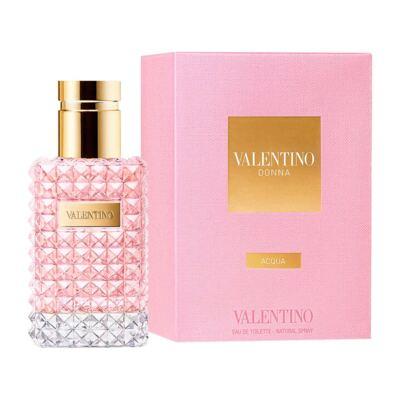 Donna Acqua de Valentino Feminino Eau de Toilette - 50 ml