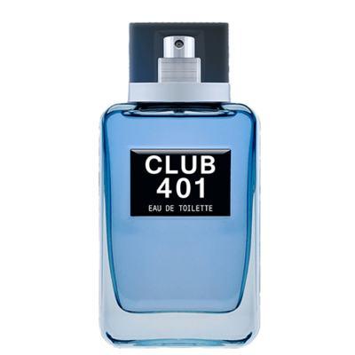 Imagem 1 do produto Club 401 Paris Bleu - Perfume Masculino - Eau de Toilette - 100ml