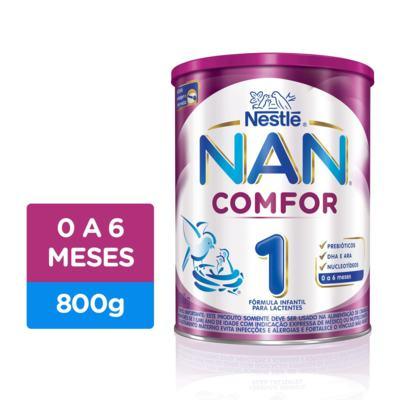 Imagem 1 do produto Formula Infantil Nan 1 - 800g