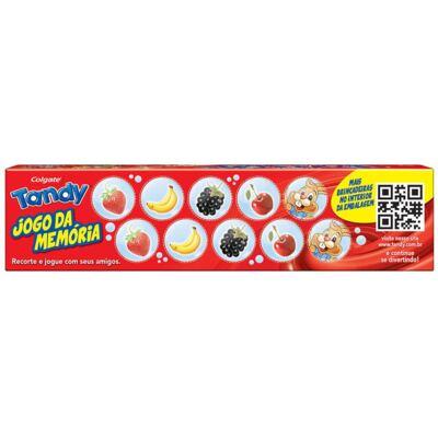 Imagem 4 do produto Gel Dental Tandy Morango 50g