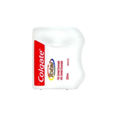 Imagem 1 do produto Fita Dental Colgate Total 25m