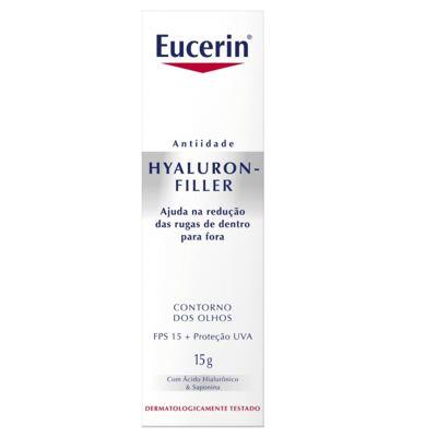 Imagem 2 do produto Eucerin Creme para os Olhos Anti-idade Hyaluron Filler Eyes 15ml