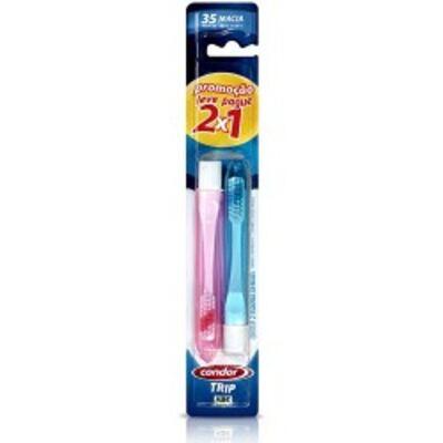 Imagem 1 do produto Escova Dental Condor Trip