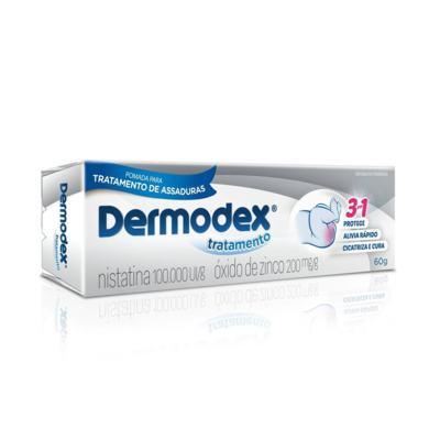 Pomada Tratamento de Assaduras Dermodex Tratamento 60g