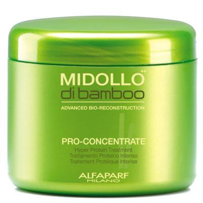 Imagem 1 do produto Alfaparf Midollo di Bamboo Pro-Concentrate Mascara - Alfaparf Midollo di Bamboo Pro-Concentrate Mascara 500ml