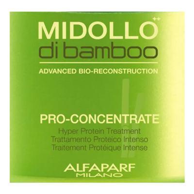 Imagem 2 do produto Alfaparf Midollo di Bamboo Pro-Concentrate Mascara - Alfaparf Midollo di Bamboo Pro-Concentrate Mascara 500ml