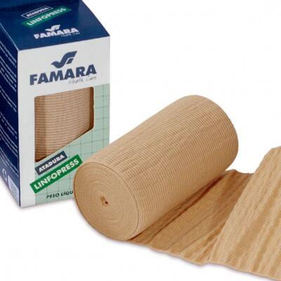Imagem 1 do produto ATADURA LINFOPRESS FAMARA - 10CM X2,70M