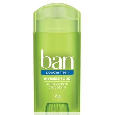 Desodorante Ban Stick Powder Fresh 73g