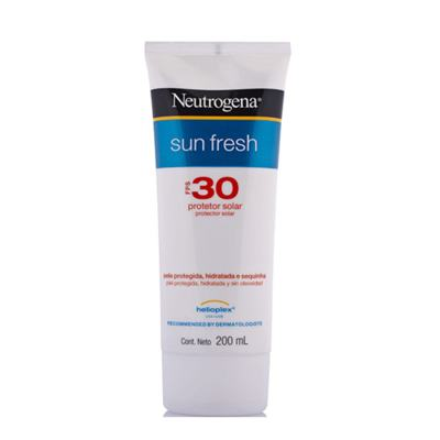 Protetor Solar Neutrogena Sun Fresh FPS30 - 200ml