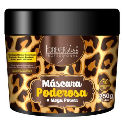 Forever Liss Poderosa Mega Power - Máscara Capilar - 250g