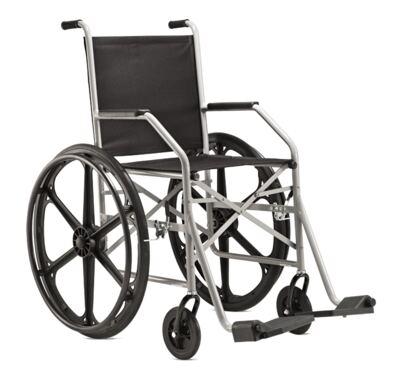 Imagem 1 do produto Cadeira de Rodas 1009 Pneu Maciço Jaguaribe