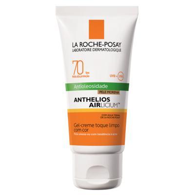 Protetor Solar Anthelios Gel Creme Airlicium - Fps70 Morena | 50g