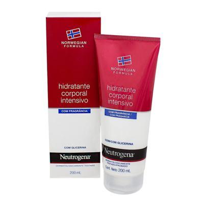 Imagem 1 do produto Norwegian Formula com Fragrância Neutrogena - Hidratante Corporal Intensivo - 200ml