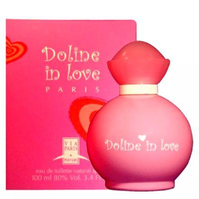 Imagem 3 do produto Doline In Love Via Paris - Perfume Feminino - Eau de Toilette - 100ml
