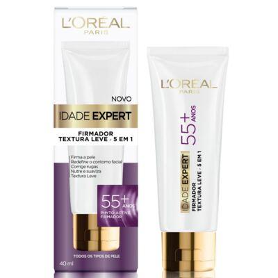Imagem 1 do produto Creme Antissinais L'Oréal Idade Expert 55+ 40ml
