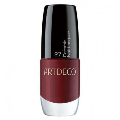 Imagem 1 do produto Ceramic Nail Lacquer Artdeco - Esmalte - 27 - Black Red