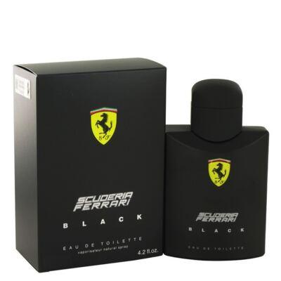 Imagem 2 do produto Scuderia Ferrari Black Ferrari - Perfume Masculino - Eau de Toilette - 75ml