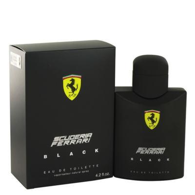Imagem 2 do produto Ferrari Black Eau de Toilette Perfume Masculino 40ml -