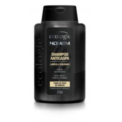 Imagem 1 do produto Shampoo Ecologie Homem Anticaspa 275m