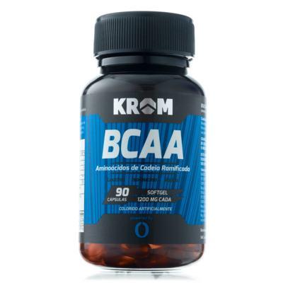 Imagem 3 do produto Multi Way Krom 120 Cápsulas + Suplemento BCAA Krom 90 Cápsulas