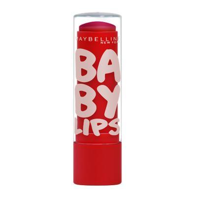 Imagem 2 do produto Kit Hidratante Labial Maybelline Baby Lips Super Frutas - Melancia + Morango-Acerola + Uva-Açaí