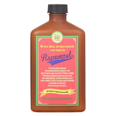 Imagem 2 do produto Kit Shampoo + Tratamento Antiqueda + Leave-in Lola Cosmetics Rapunzel - Kit