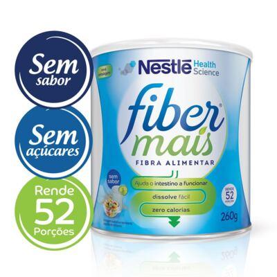 Suplemento de Fibras Nestlé Fibermais 260g