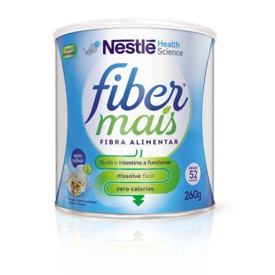 Imagem 2 do produto Suplemento de Fibras Nestlé Fibermais 260g