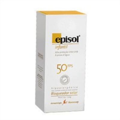 Imagem 1 do produto Protetor Episol Infantil 50 120gr