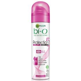 Desodorante Antitranspirante Garnier Bí-o - Protection 5 Aerosol   150ml