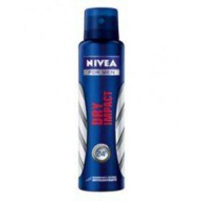 Desodorante Nivea Aerosol Dry Masculino 150ml
