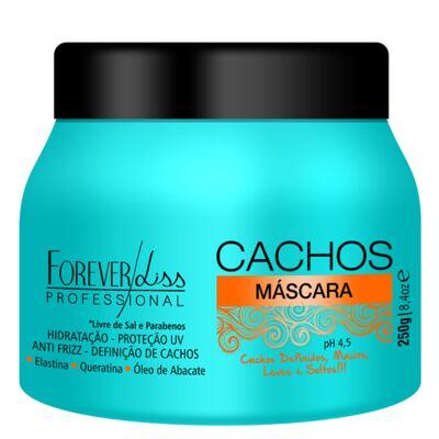 Forever Liss Cachos - Máscara de Tratamento - 250g