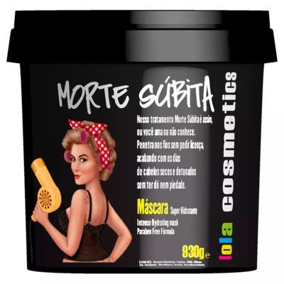 Lola Cosmetics Morte Súbita Super Hidratante - Máscara de Tratamento - 930g