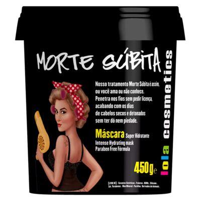 Imagem 2 do produto Kit Shampoo + Condicionador + Máscara Capilar Lola Cosmetics Morte Súbita - Kit